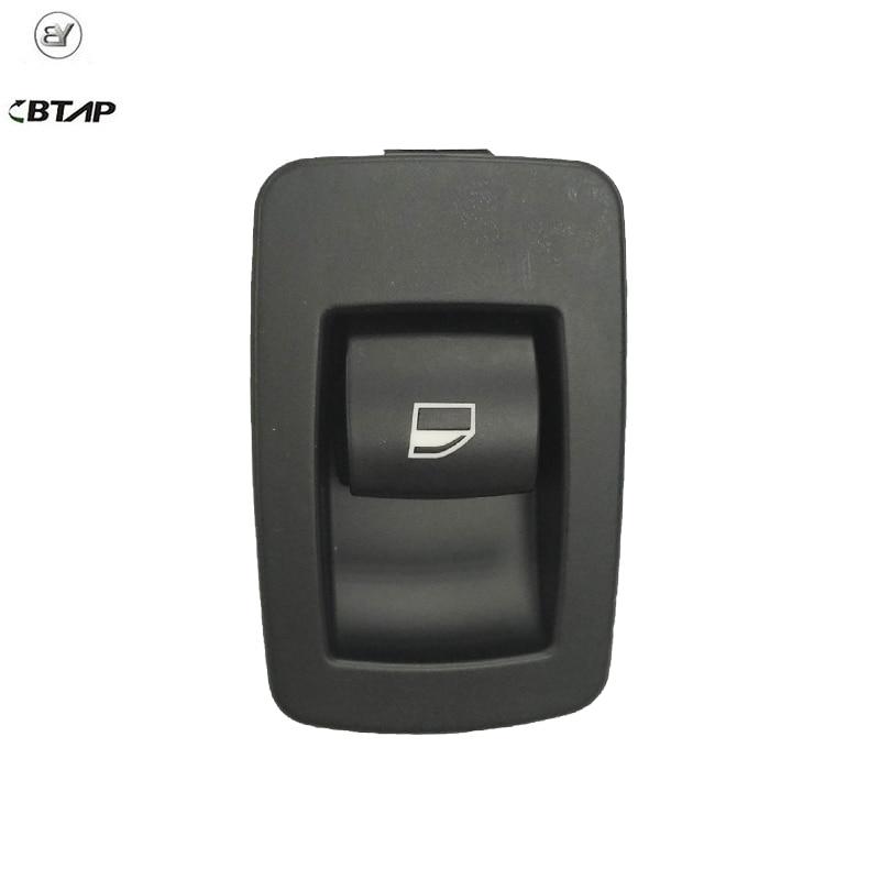 BTAP Neue Schwarz Fensterheber Schalter Für BMW E53 E71 E72 E83 E90 316i 318i 320i 61316945874 Original Equipment Qualität