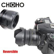 Capa reversível da lente da flor da pétala da tulipa 49mm 52mm 58mm 55mm 62mm 67mm 72mm 77mm 82mm lente da câmera para canon nikon sony dslr