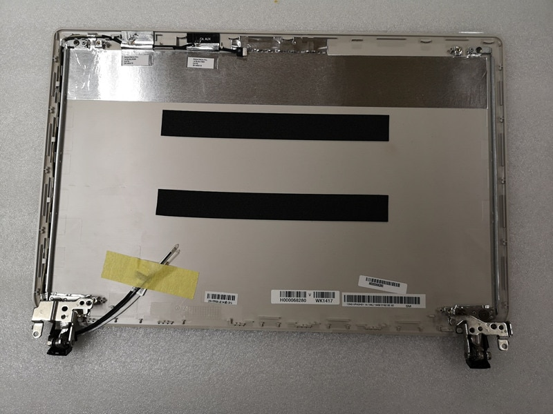 NUEVA cubierta trasera LCD para TOSHIBA SATELLITE L40 L40-B H000068280 13N0-VPA0S01