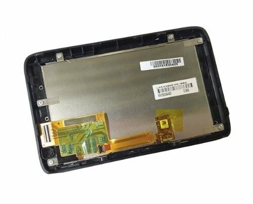 Pantalla LCD de 4,3 pulgadas LMS430HF28, pantalla táctil para tom GO1000, digitalizador GPS, envío gratis
