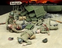 135 model kit resin kit death of the soviet union