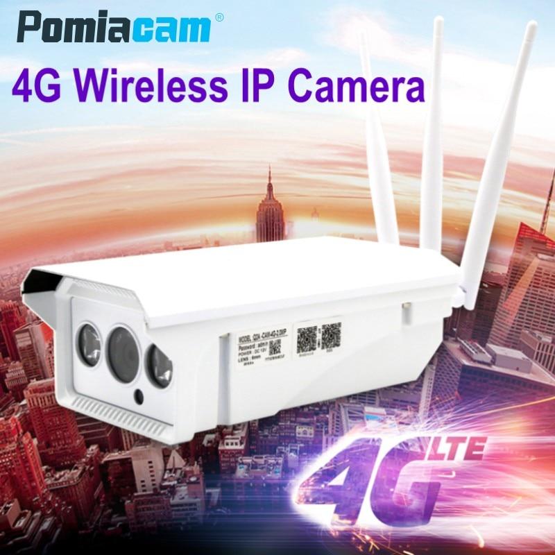 Z8U Mini 4G tarjeta SIM cámara tipo bala WiFi HD 1080P cámara IP inalámbrica P2P seguridad impermeable al aire libre cámara de vigilancia CCTV