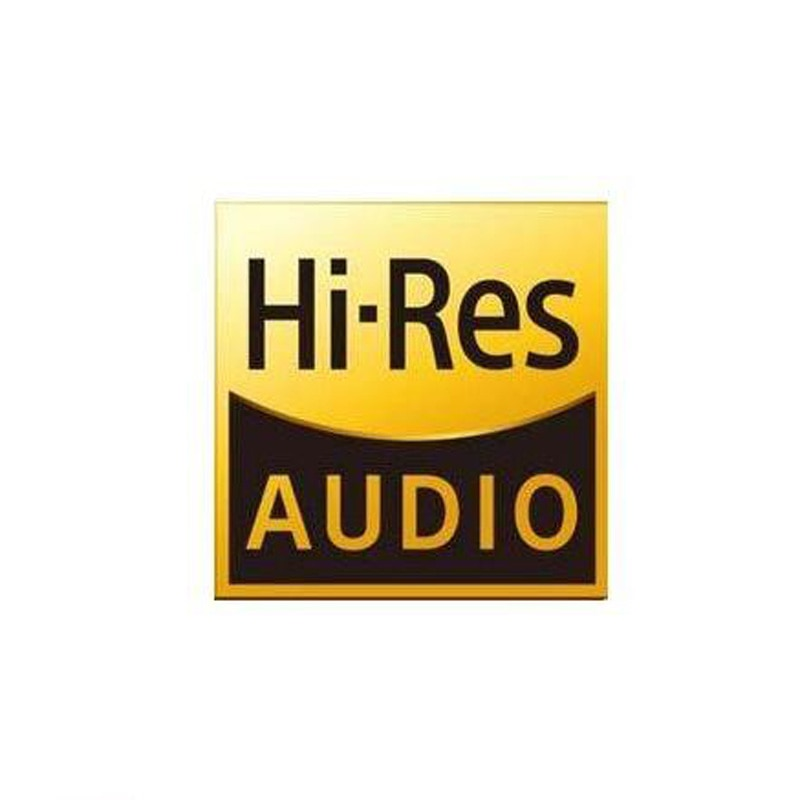 50pcs Hi-Res Audio Stickers For Sony Walkman, Fiio, Shanling, Ibasso, Iriver, Cayin MP3 DAP and All Hifi Device