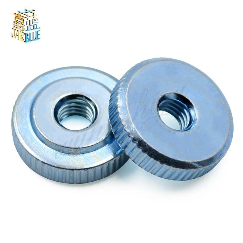 AliExpress - 10Pcs /5Pcs/ 2Pcs DIN467 GB807 M3 M4 M5 M6 M8 M10 Handle Nuts Knurled Thumb Nuts