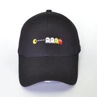 new summer hat men women baseball cap eat peas design cap fashion letter snapback dad hat 100 cotton adjustable hip hop caps