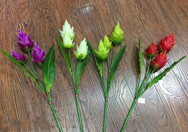 منافذ مصنع] الأناناس فاكهة محاكاة الزهور الاصطناعية الزهور محاكاة الزهور المصنعين فتح مع الزفاف هاوس