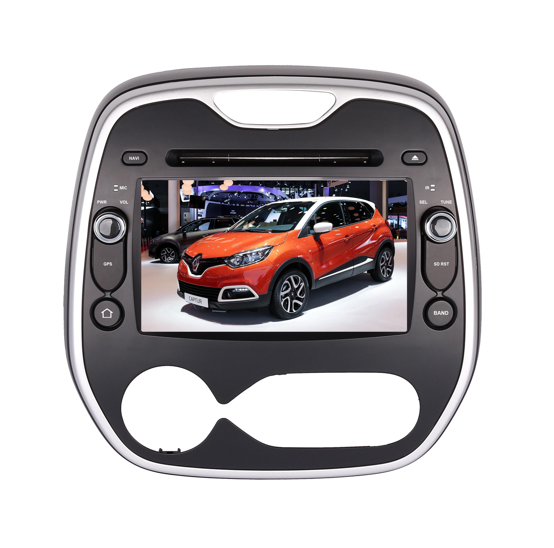 TDA7851 Android 10 para Renault captura MT 2011-2019 4GB 32GB ROM reproductor de DVD del coche GPS mapa Glonass Radio RDS wifi Blueto