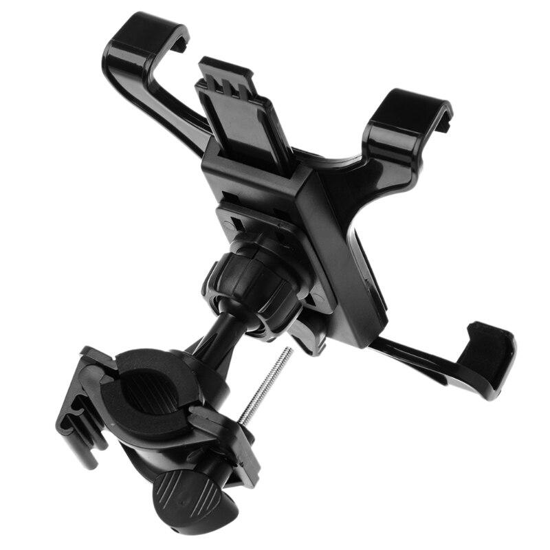 1 ud. De plástico ABS Mini Tablet soporte Universal ajustable montaje bicicleta soporte para 7 en 11 pulgadas caliente de alta calidad