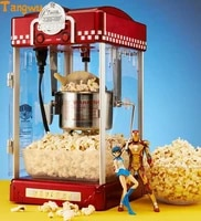 Livraison gratuite machine a pop-corn commerciale fabricant de pop-corn equipement de collation equipement de cinema