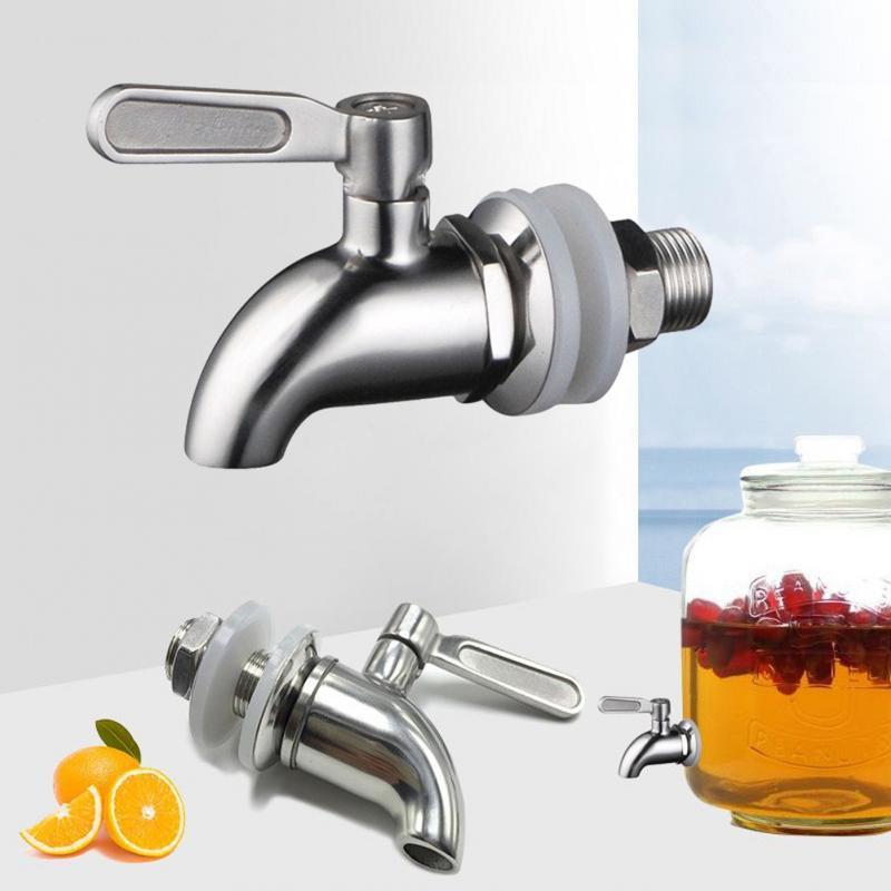 12 мм 16 мм диспенсер для напитков винный кран для бочонка воды из нержавеющей стали кофейный кран для сока