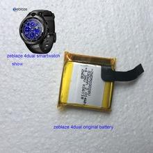 Batterie polymère Rechargeable dorigine pour zeblaze thor 4 double thor 4 plus pro 4 double thor 5 thor pro montre intelligente horloge batterie