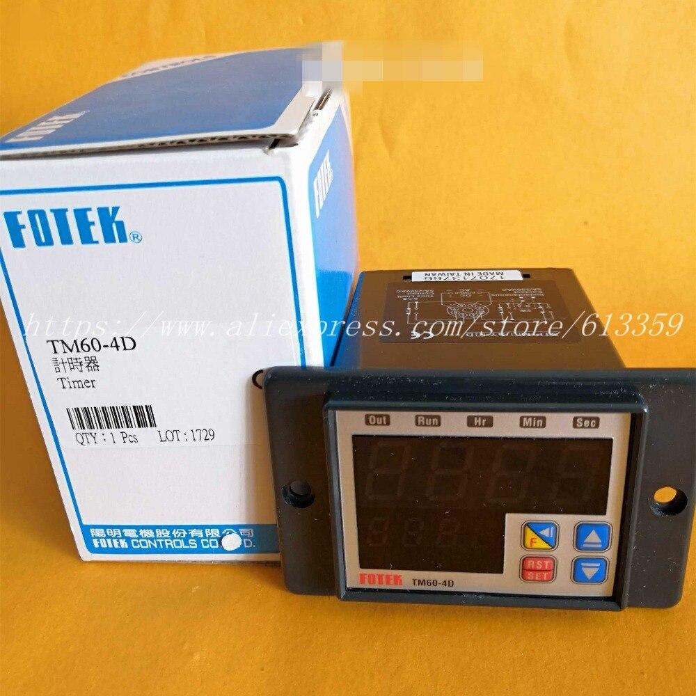 TM60-4D TM60-4D-24V FOTEK Microcomputer Digital Delay Timer New & Original