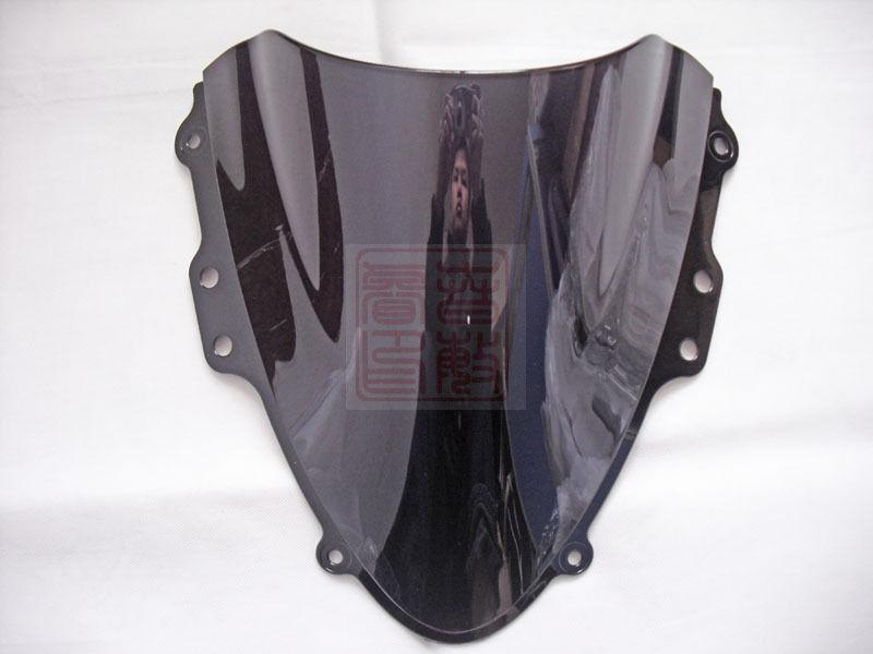 Nueva moto rcycle moto parabrisas negro para Suzuki GSX-R600 GSX-R750 GSXR600 GSXR750 GSXR 600 K 5 750 K4 2004 2005 04 05
