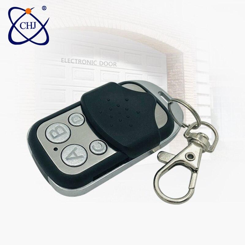 433,92 МГц копия пульта дистанционного управления металлический клон пульты Авто дубликатор для копирования гаджетов автомобиля дома гаража (2 шт.)