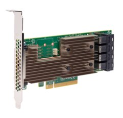 RaidStorage Avago LSI SAS 9305-16i LSISAS3224 16 porte Host Bus Adapter SFF8643 NO cache HBA PCI-E3.0 x8 Scheda Controller