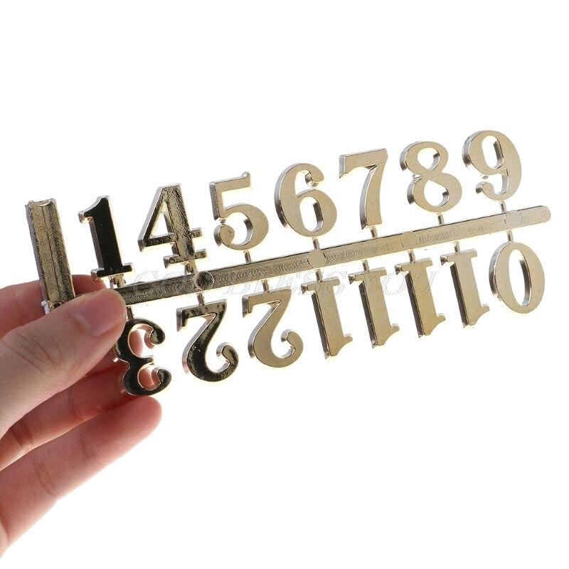 Restore ancient ways Digital accessories Quartz Clock Movement for Clock Repair DIY Drop Shipping