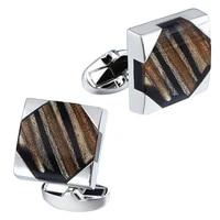 hawson glazed stone cufflinks for shirt vintage strap cuff link wedding dress cuff button for groomsmen mens cufflinks
