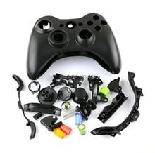 Boîtier de protection complet avec Kit de boutons pour le remplacement du contrôleur de fil Xbox 360