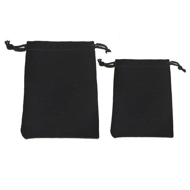 7-9-см-50-шт-Черный-ювелирные-изделия-Бархатные-мешки-для-упаковки-подарков-собственными-руками-Сделай-Сам-Женские-Ювелирные-мешочки-фланеле