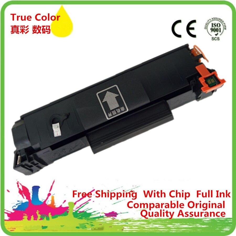 ZCA Compatible CF283A 283a 283 83a fácil recarga cartucho de tóner de reemplazo para LaserJet Pro MFP M125nw M125rnw M127fn M127w