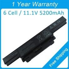 Nouveau 6 cellules batterie dordinateur portable pour dell Studio 1450 1458 1457 1450n 1457n 1558R 1458n P219P U597P W356P W358P Y210P livraison gratuite