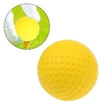 Jaune Mousse Balle de Golf Dentraînement de Golf Balles En Mousse Souple Balle Dentraînement