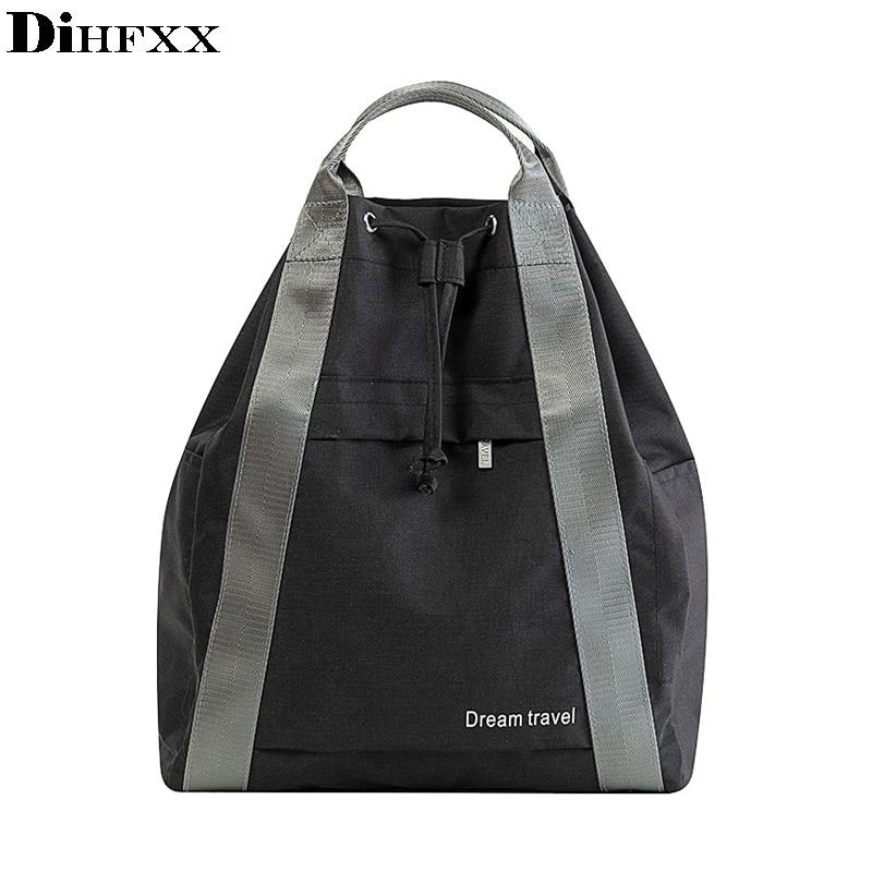 Сумки DIHFXX на шнурке, водонепроницаемые, для путешествий, косметический Чехол, рюкзаки для макияжа, женская и мужская одежда, обувь, сумки, пр...