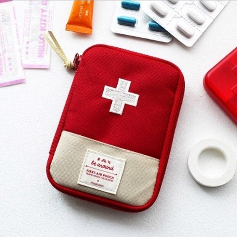 Kits de supervivencia para campamento, senderismo, viaje, casa al aire libre, bolsa de emergencia, botiquín de primeros auxilios, bolsa