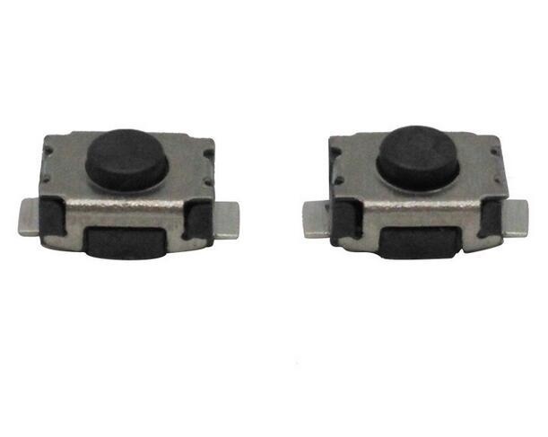 10 Uds 3*4*2MM interruptor tacto interruptor tortuga SMD 2-pin mini botones micro interruptor 3x4x2MM 2H interruptor de alimentación