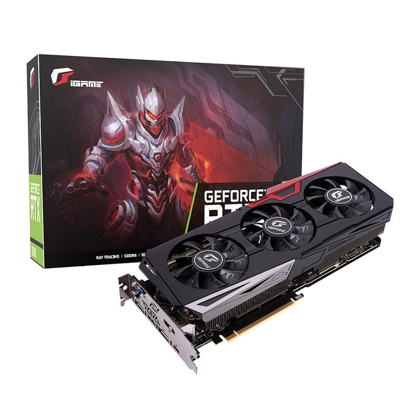 Colorful INVIDIA iGame RTX 2070 Ultra 8GB GDDR6 Gaming Graphic Card Video Card 256bit PCI-E 3.0 For