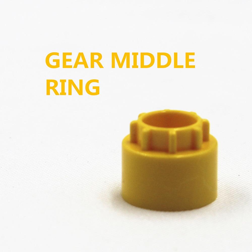 MOC Technik 10 stücke Technik GETRIEBE MITTLEREN RING kompatibel mit lego MOC6211768
