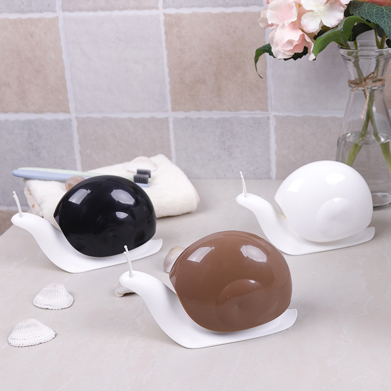 Dispensador de jabón líquido divertido tipo prensa de caracol, dispensador de sanitización de botellas, accesorios de baño, herramienta de emulsión Slug Turbo Banheiro Smart