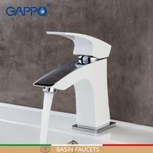 Gappo bacia torneira da pia do banheiro misturador de água do banheiro cachoeira sanitários ware misturadora pia do chuveiro torneiras