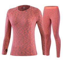 YD 2019 Women's Yoga Sets Fitness Sportswear Suits Long Sleeve Yoga Shirts Running Gym Yoga Top And Elastic Slim Pants