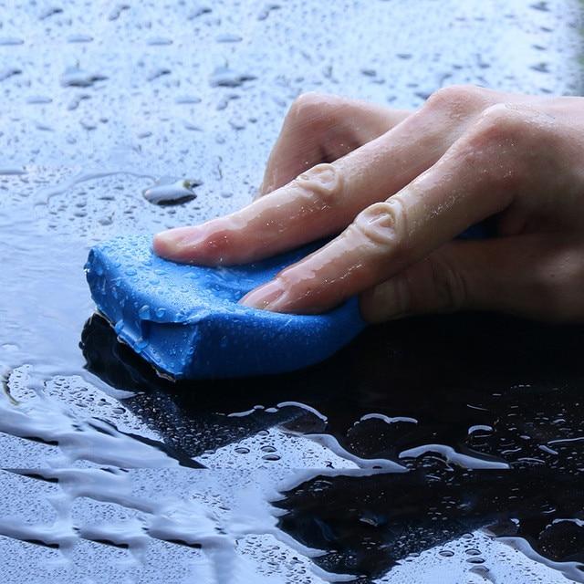 Волшебная глина для автомойки, инструменты для ухода за автомобилем, синяя Чистящая грязь, мойка автомобиля