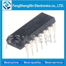 100 sztuk/partia nowy CD4047BE CMOS niskiej mocy monostabilny/Astable Multivibrator IC CD4047 DIP-14