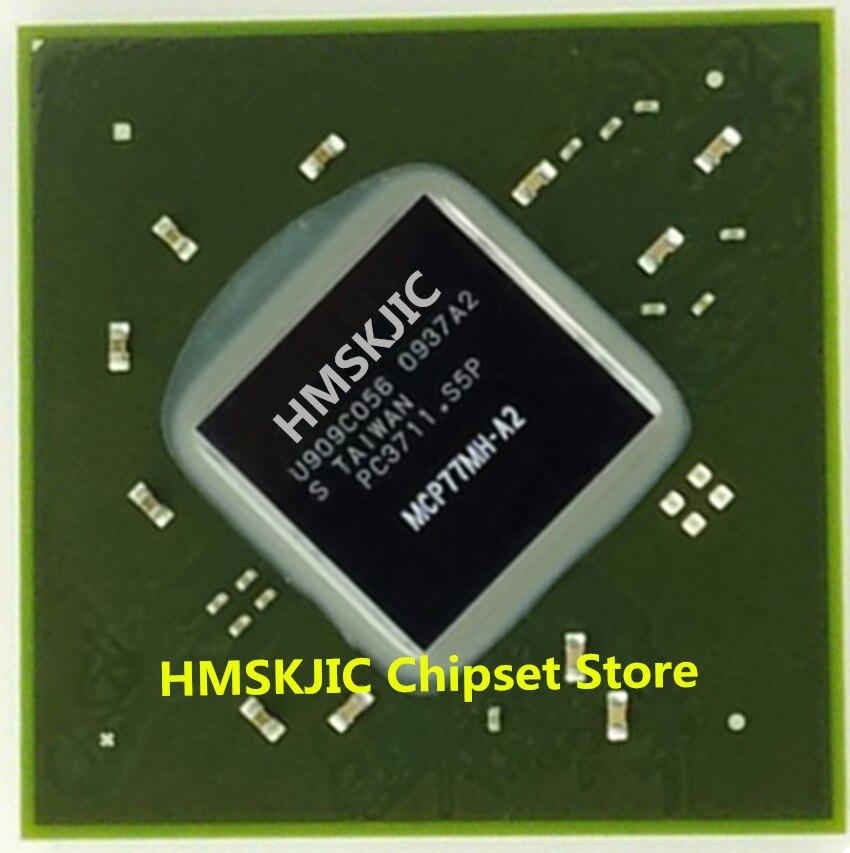 100% Nova MCP77MH A2-lead free BGA MCP77MH-A2 chip com bola de Boa Qualidade