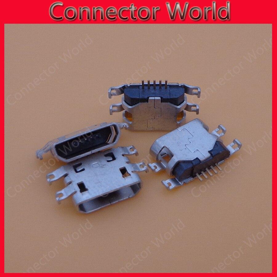 Connecteur de prise de charge   Pour Microsoft Lumia 535 N535 532 435 501 A501 5pin, micro Dock USB, connecteur de prise de charge, pièce de réparation