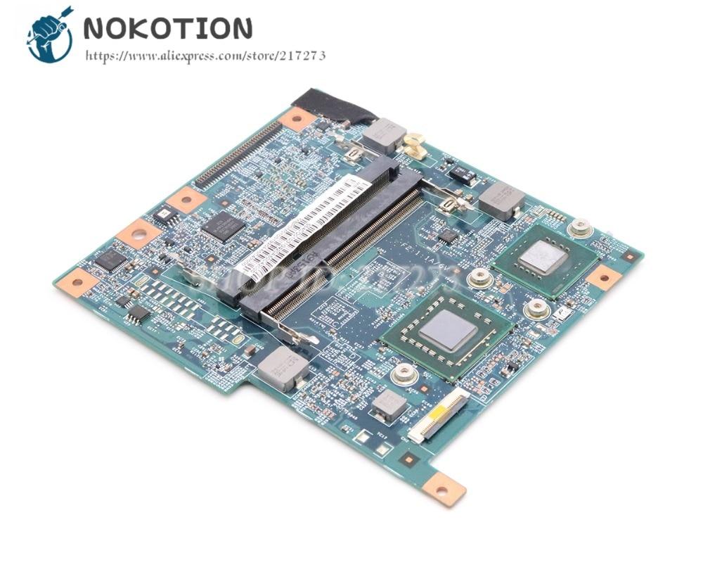 NOKOTION-placa base para ordenador portátil Acer aspire 4810 4810T, 48.4CQ01.021 MBPDM01001 GS45...