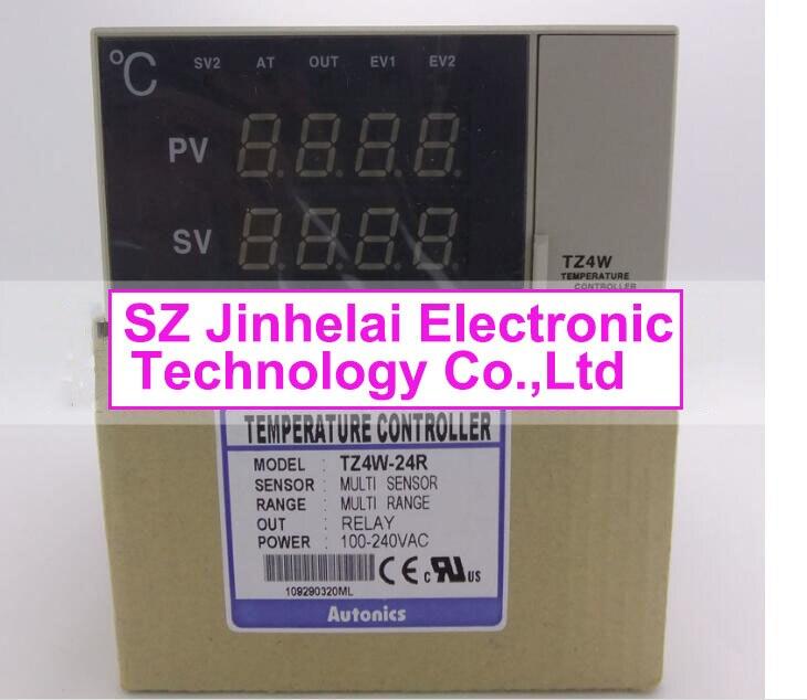 TZ4W-24R جديد و الأصلي AUTONICS درجة الحرارة تحكم 100-240VAC
