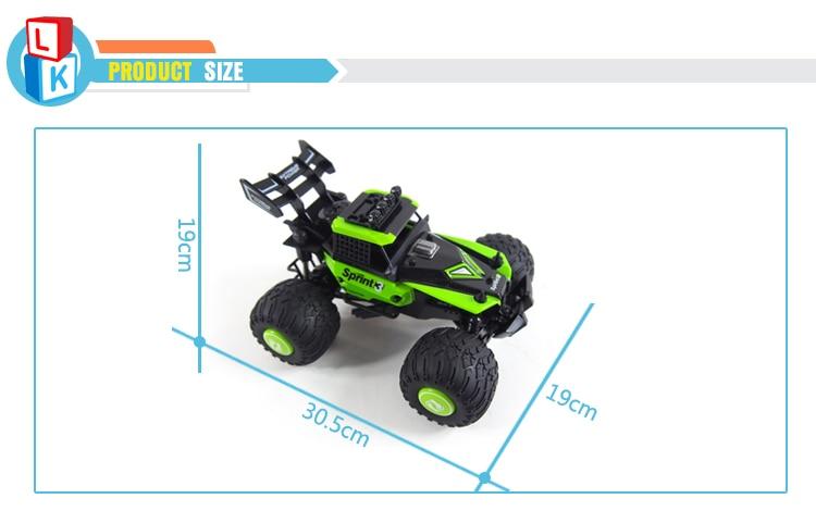 New Unique Innovation Wltoys 4 Drive Double Steering Remote Control Car with Camera RC Car Buggy carrinho de controle remoto enlarge