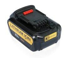 5000mAh 20V de Plus Grande Capacité Au Lithium ion Batterie pour Dewalt DCB200 DCB204-2 DCB180 DCB181 DCB182 DCB203 DCB201 DCB201-2 DCD740