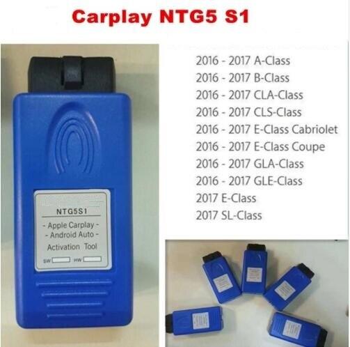 NTG5s1 NTG5 s1 Carplay и Android Авто OBD активатор инструмент для Iph0ne5/6/7