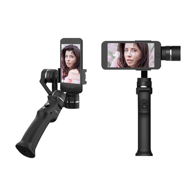Get Eyemind 3-Axis Smartphone Handheld Gimbal Stabilizer for iPhone Samsung phone Gopro Action Cam PK Zhiyun Smooth 4