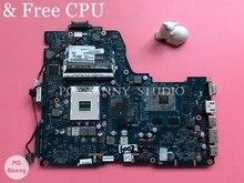 NOKOTION 2D K000112480 placa base NWQAA LA-6062P placa base de Computadora Portátil para Toshiba Satellite A660 A665 s988a DDR3 w/GT330M funciona