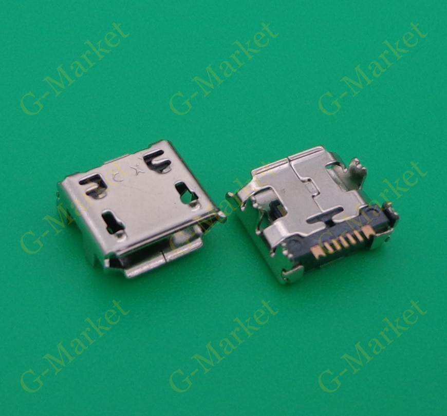 Micro USB разъем для samsung S5570 I9103 I9250 E329 S5360 GB70 S239 I559 W899 S3850 S6102 M930 зарядное устройство разъем док-станция