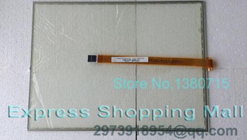 جديد تي آي T010-7201-T079 15 بوصة 5 أسلاك صناعة شاشة تعمل باللمس الزجاج