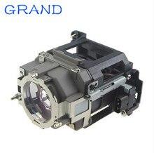AN-C430LP substituição lâmpada do projetor com habitação para sharp PG-C355W/XG-C330X/XG-C335X/XG-C350X/XG-C465X/c435x happybate