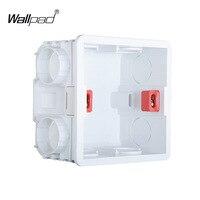 Настенная розетка Wallpad 3x3, универсальная распределительная коробка для сенсорного выключателя, Wi-Fi