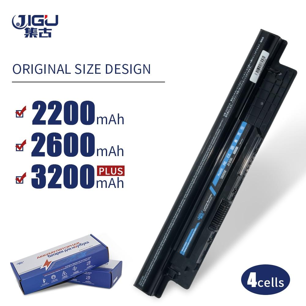 JIGU 4 ячейки 14,8 V Новый аккумулятор для ноутбука Dell Inspiron XCMRD 14-3421 14R-5421 5421 3521 5521 15-3721 3521 серии